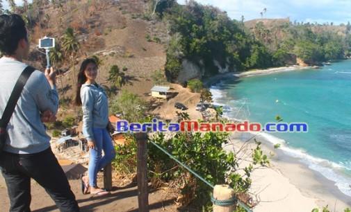 Maisiouw Larangan Pengunjung Bermalam di Pantai Mahembang