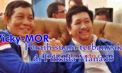 Besok !!! DPRD Manado Gelar Paripurna Walikota dan Wakil Walikota Terpilih
