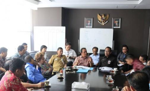 DPRD Manado Bersama Pemkot Konsultasi Dana Pilkada di Kemendagri