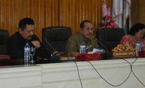 Sekretaris Daerah Sebut Sektor Kelautan Bitung Sangat Menunjang