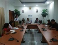 Rangkaian Kunjungan Kerja di DPRD Manado