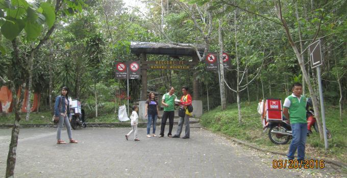 Wisata Gunung Mahawu