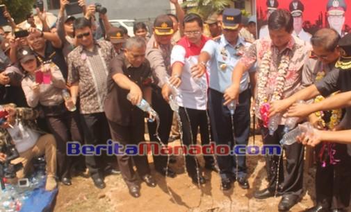 Wagub Steven Kandouw Canangkan Talikuran Kampung Bebas Miras