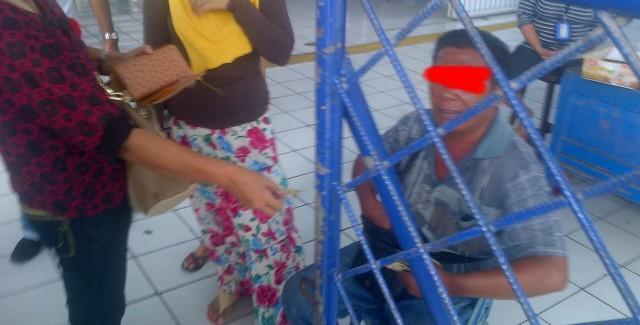 Pungli di pintu masuk terminal penumpang Pelabuhan Samudera Bitung