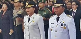 70% Pejabat Dinilai Tak Mampu Dukung Pemerintahan VONNIE PANAMBUNAN-JOPPI LENGKONG