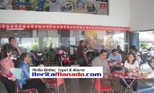 Tindaklanjuti Laporan Warga, DPRD Manado Sidak Dealer Honda