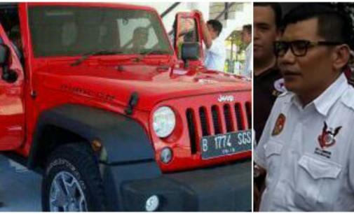 Mobil Mewah Bupati, GTI Bakal Surati Presiden dan KPK
