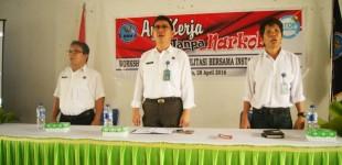 BNN Latih Puluhan Petugas Rehab