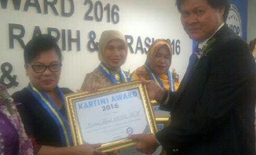 Kartini Tewal Jadi Perempuan Panutan 2016 di Hari Kartini
