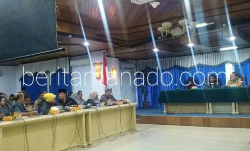Komisi C DPRD Kota Kediri Sambangi Kantor Walikota Manado