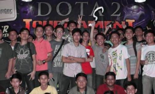 SMAN 2 Manado Pemenang Dota 2 Tournament itCenter