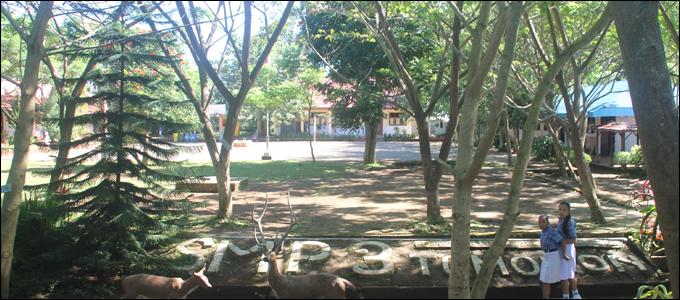 SMP 3 Tomohon