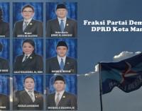 Fraksi Demokrat Harapkan Gubernur Prioritaskan Pelantikan Vicky-Mor