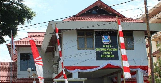 kantor-DPRD-Manado