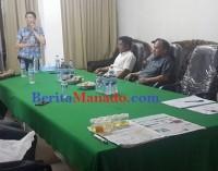 Hanya 17 Legislator Manado Dites Urin BNN