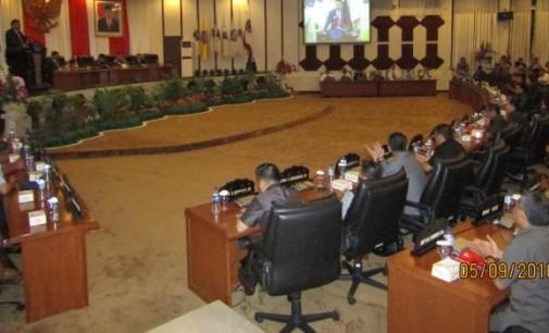 Mantap !!! Fraksi-fraksi DPRD Sulut Gabung Pemerintah