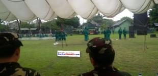 Militer Filipina Disambut Dengan 'Penembakan Dan Bela Diri' Di Yonif 712