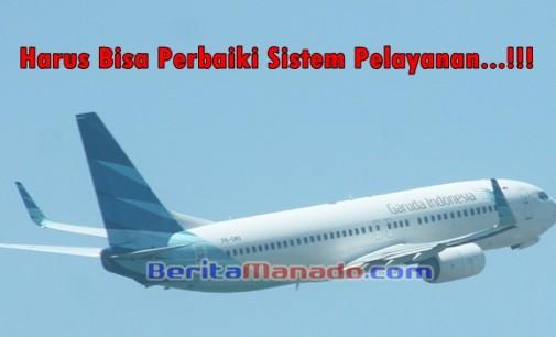 """""""Garuda Indonesia Jangan Terlalu Percaya Diri"""""""