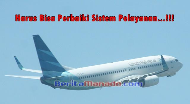 Maskapai Penerbangan Garuda Indonesia