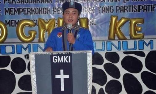 GMKI Manado Minta DPRD Manado Beri Sanksi Terhadap CL