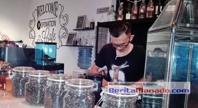 KopiNation Cafe Manado