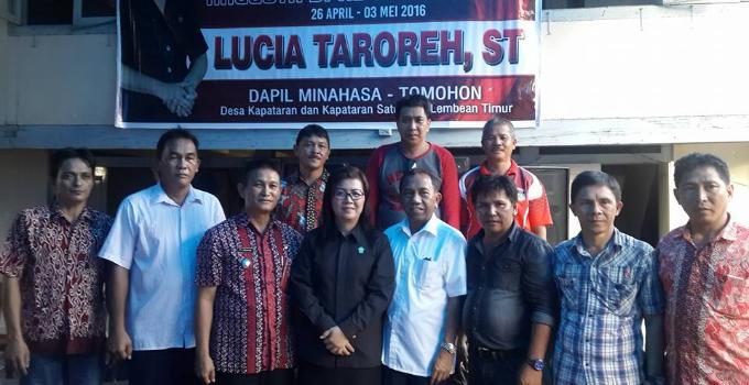 Lucia Taroreh reses