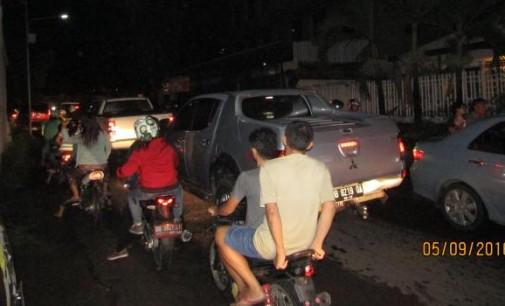 Malam Tadi Manado Macet Total, Mungkin Ini Penyebabnya..