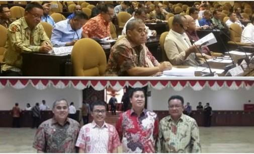 MAURITS MANTIRI Sampaikan Kendala Pembangkit Listrik Bitung ke DPD