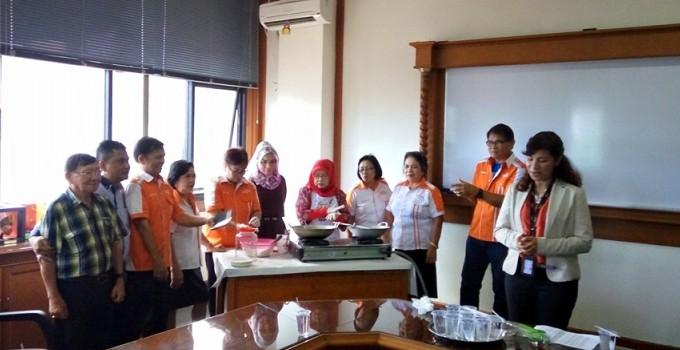 Pelatihan Wirausaha Bank BTPN