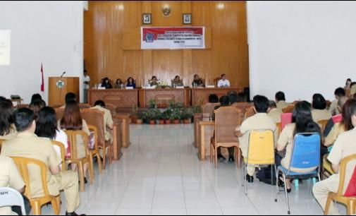 Biro Hukum Pemprov Sulut Gelar Penyuluhan Hukum di Tomohon