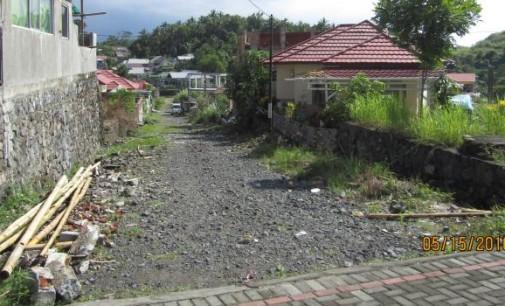 PETER ASSA Targetkan Manado Bebas Jalan Rusak