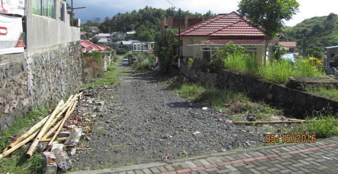 Developer sering mengabaikan kondisi jalan di perumahan