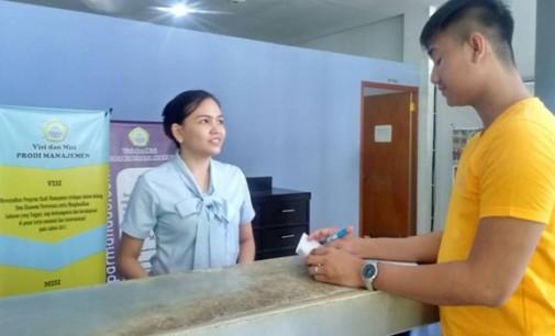STIEPAR Manado Siapkan Mahasiswa On The Job Training