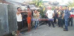 BERITA FOTO: Blusukan Ala Bupati JAMES SUMENDAP