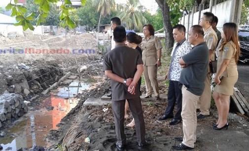 Jalur Sungai Sario Diubah Dikecam DPRD Manado