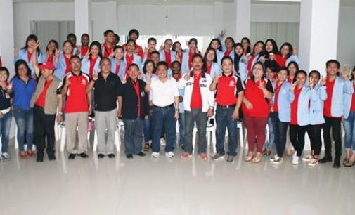 82 Mahasiswa Unsrit KKN di Minahasa Tenggara