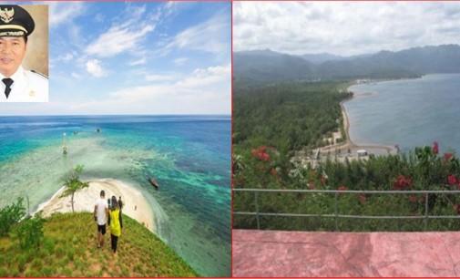 JAMES SUMENDAP 'Kampanyekan' Potensi Wisata Minahasa Tenggara
