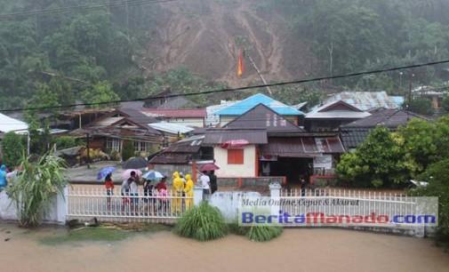 Cuaca Extrim di Sulut, Dari Pohon Tumbang Hingga Korban Tewas