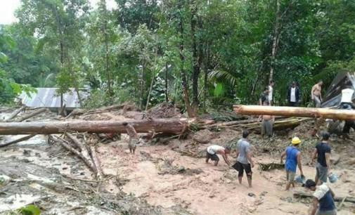 Ini Lokasi Dan Daftar Korban Bencana Alam Di Sangihe Talaud