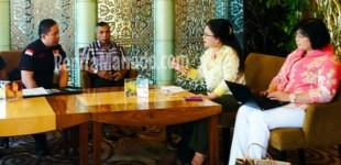 Tindangen Pastikan Kasus Kekerasan Seksual Dapat Pengawalan Hingga Selesai