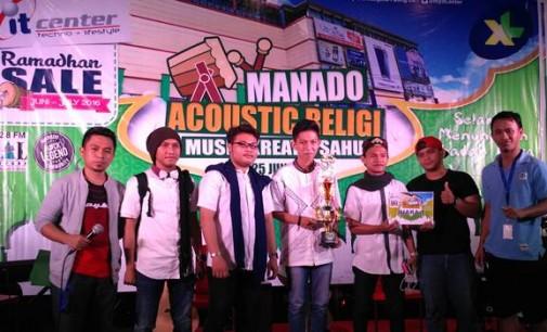 Manado Acoustic Religi Sukses digelar di itCenter Manado