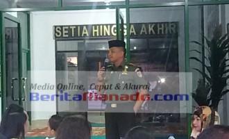Dandim 1309/Manado Sebut Kodim Ayah Anak Yatim
