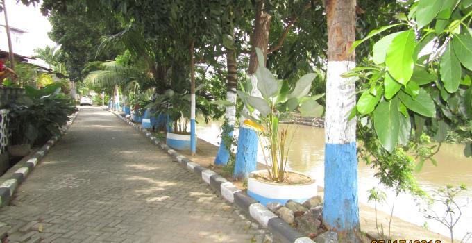 Water Front City di Paal Dua dekat Patung Kuda