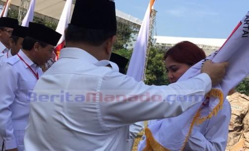 SAH !!! VONNIE PANAMBUNAN Ketua DPD Gerindra Sulut