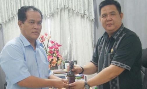 """Sejam DPR RI """"Interogasi"""" Ketua DPRD Soal Pelaksanaan Pilkada Bitung"""