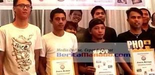 Inilah Pemenang Lomba Foto HUT Kota Manado Di Jembatan Soekarno