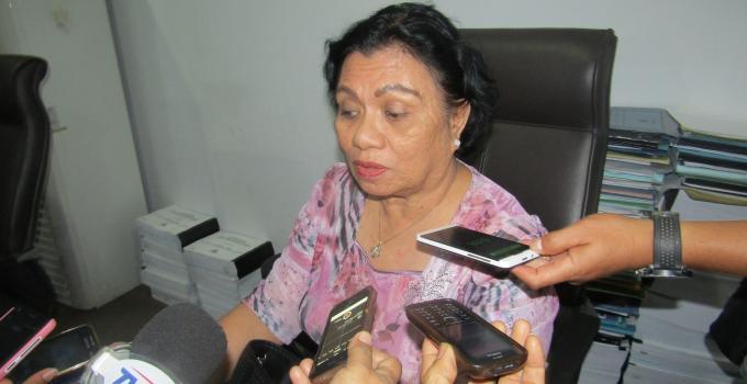 Ketua Komisi 3 DPRD Sulut, Adriana Dondokambey