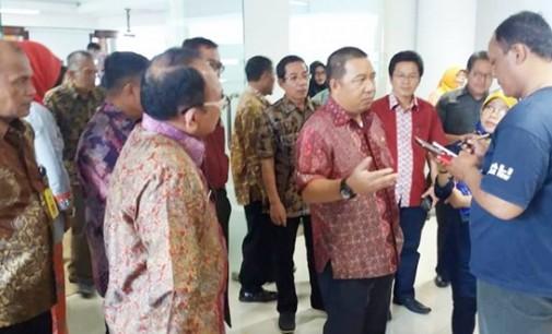 Bupati JAMES SUMENDAP 'Jual' Potensi Mitra di Malang