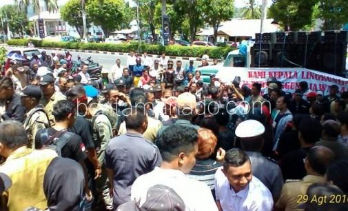 PTUN Kabulkan Gugatan Pala dan RT Bitung, SK Walikota 162 Dibatalkan?