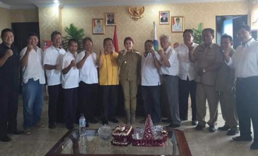 Apresiasi Kepemimpinan VONNIE PANAMBUNAN-JOPPI LENGKONG, Ini Gagasan IPMU